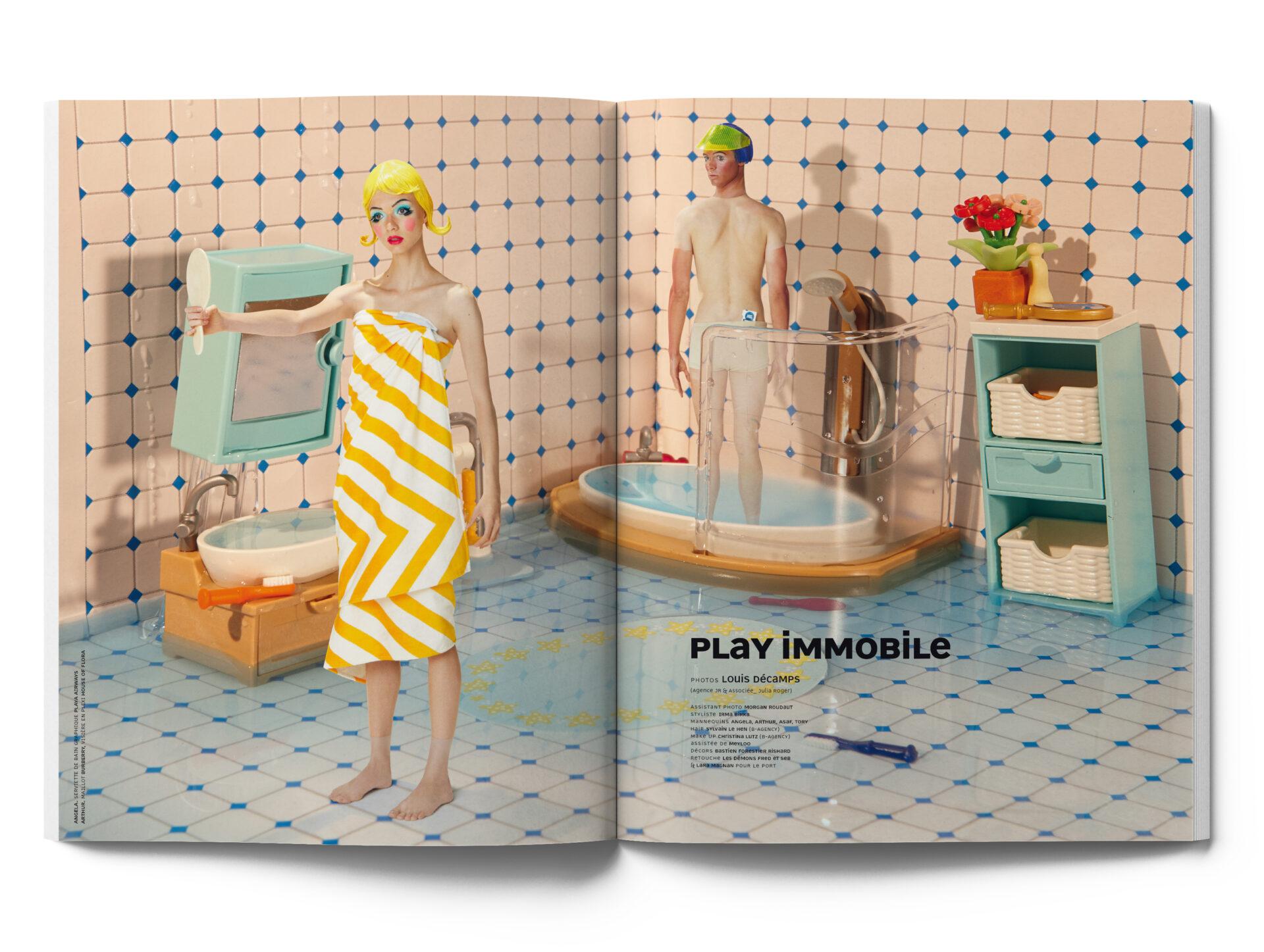 #09 Play immobile par Louis Descamps