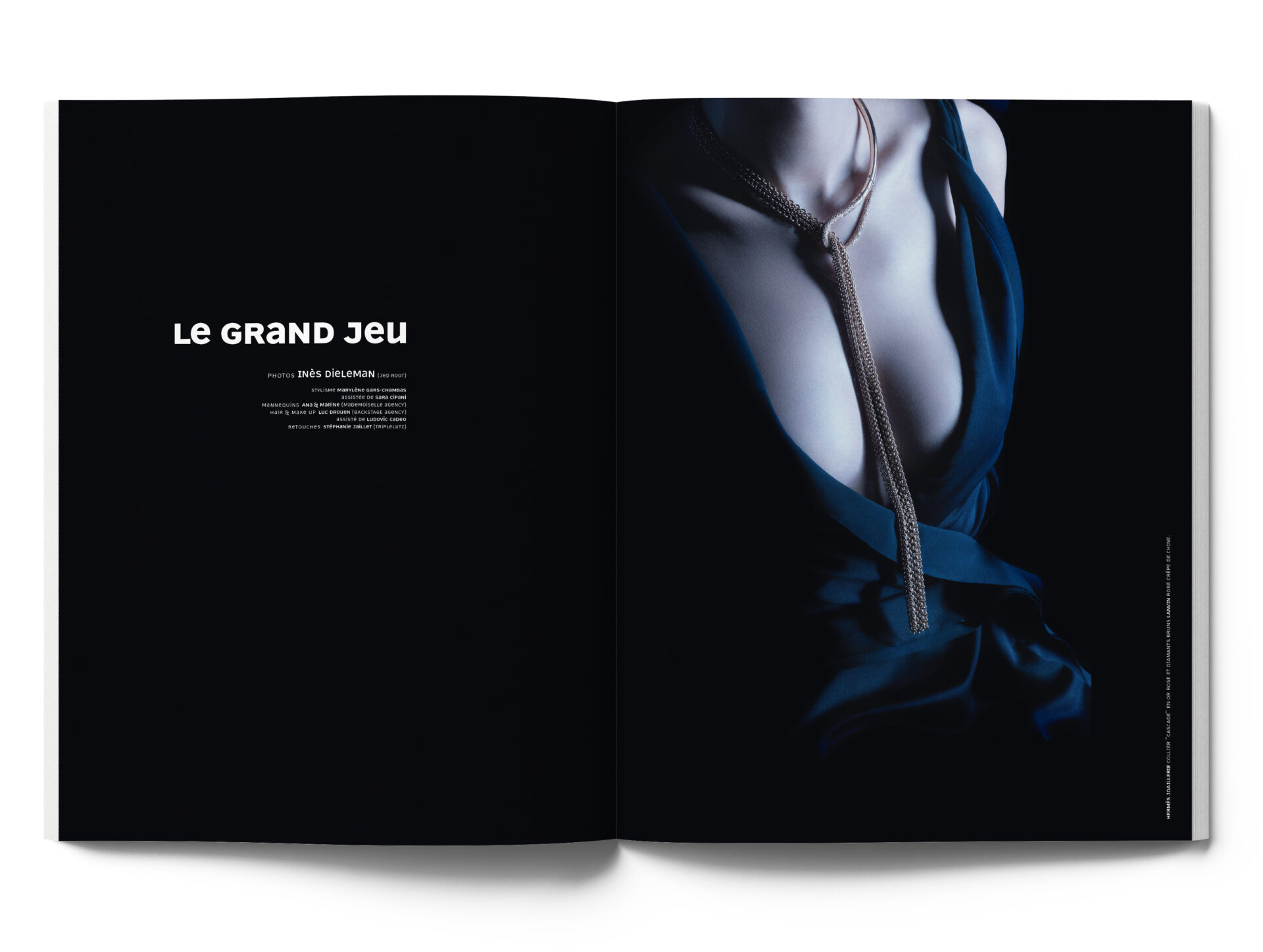 #09 Le grand Jeu par Inès Dieleman