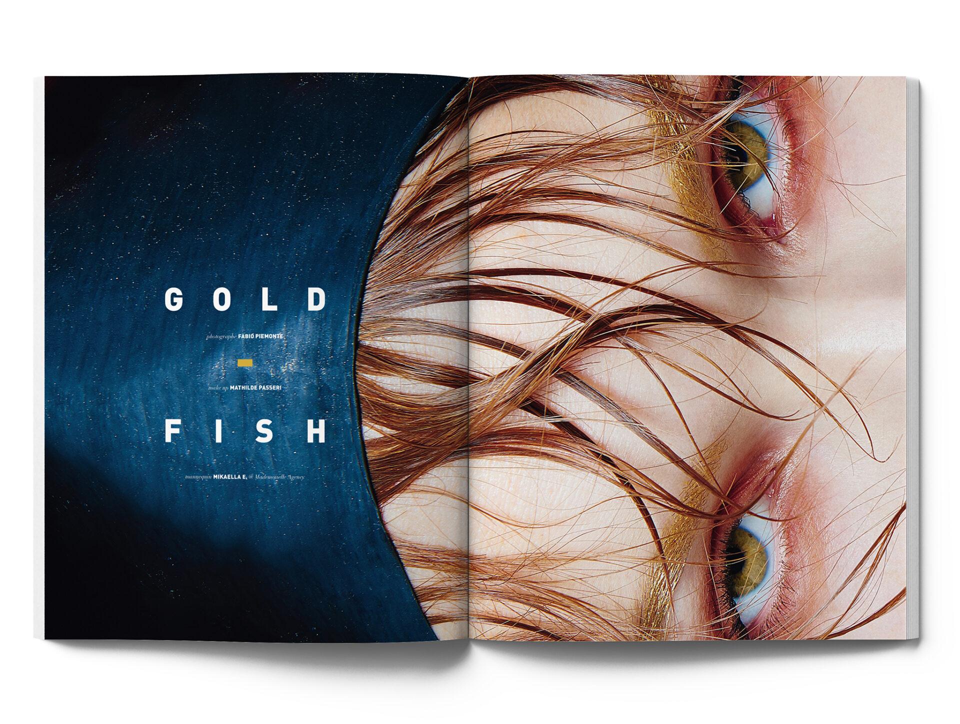 #11 Goldfish par Fabio Piemonte