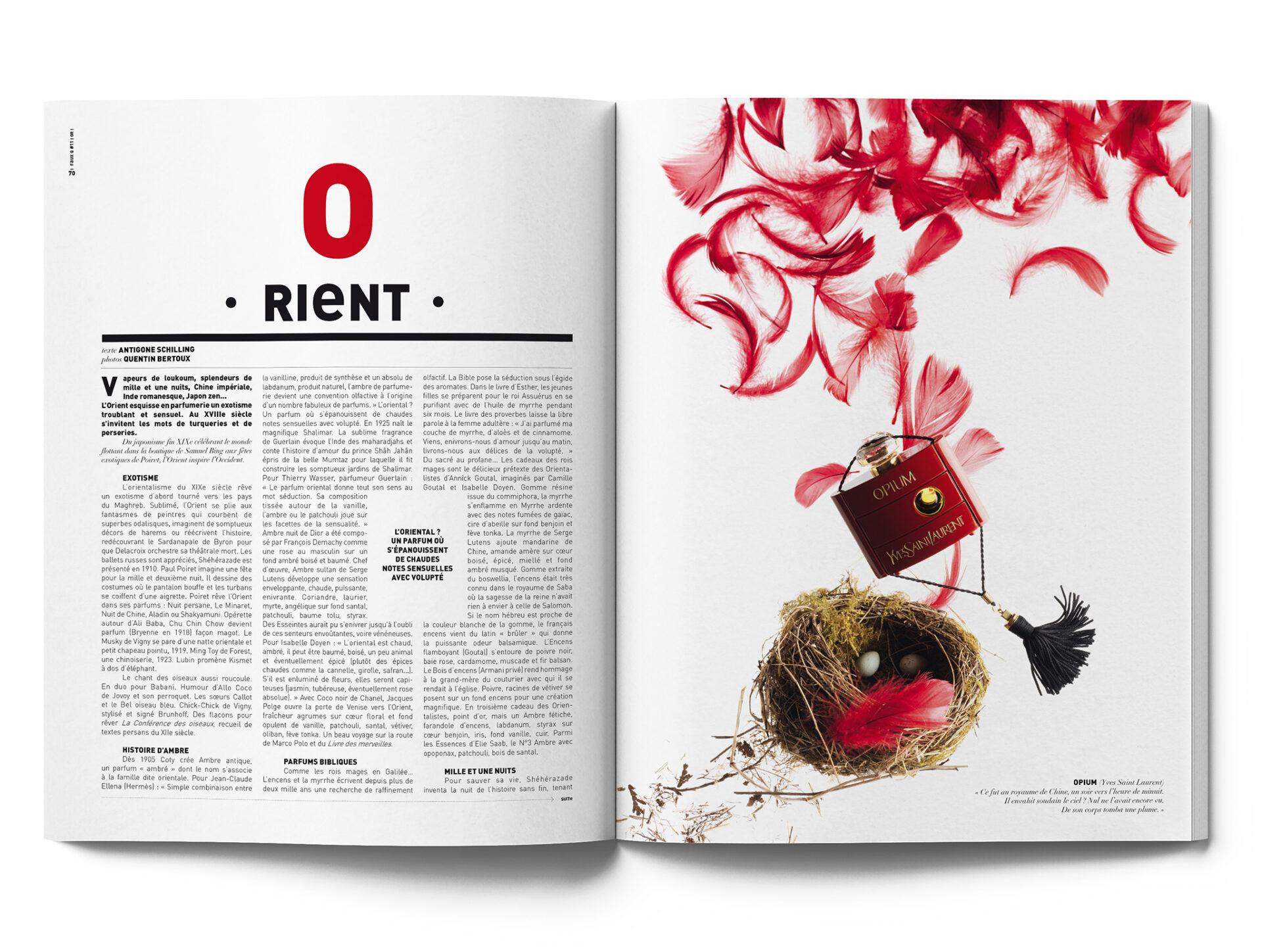#11 Parfums par Quentin Bertoux