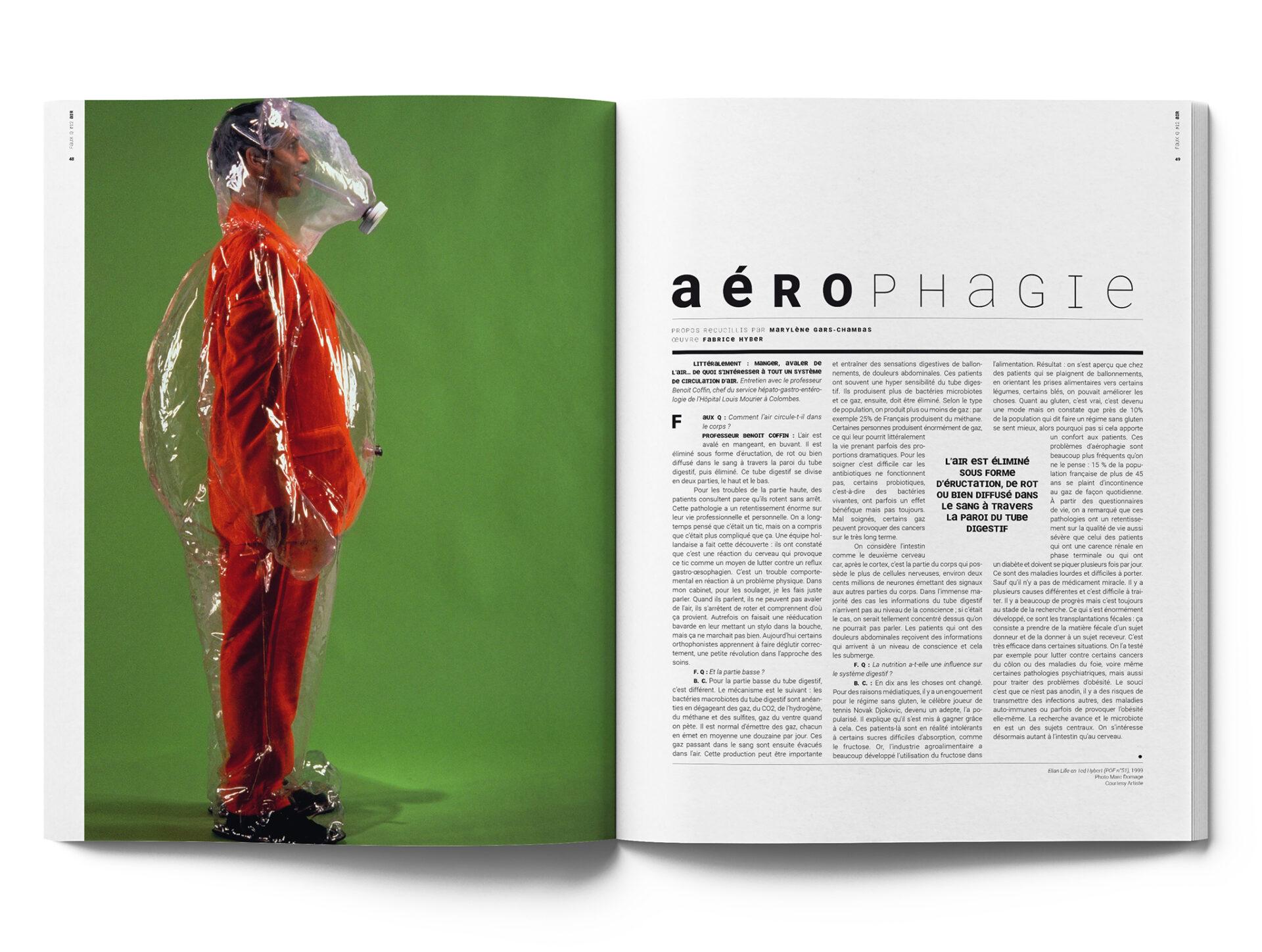 #12 aérophagie