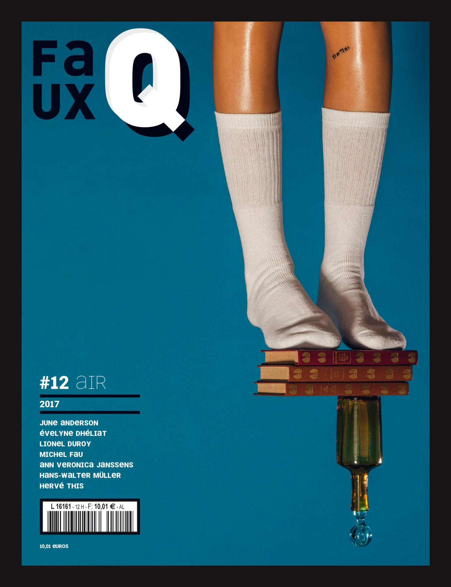 Couverture Faux Q #12