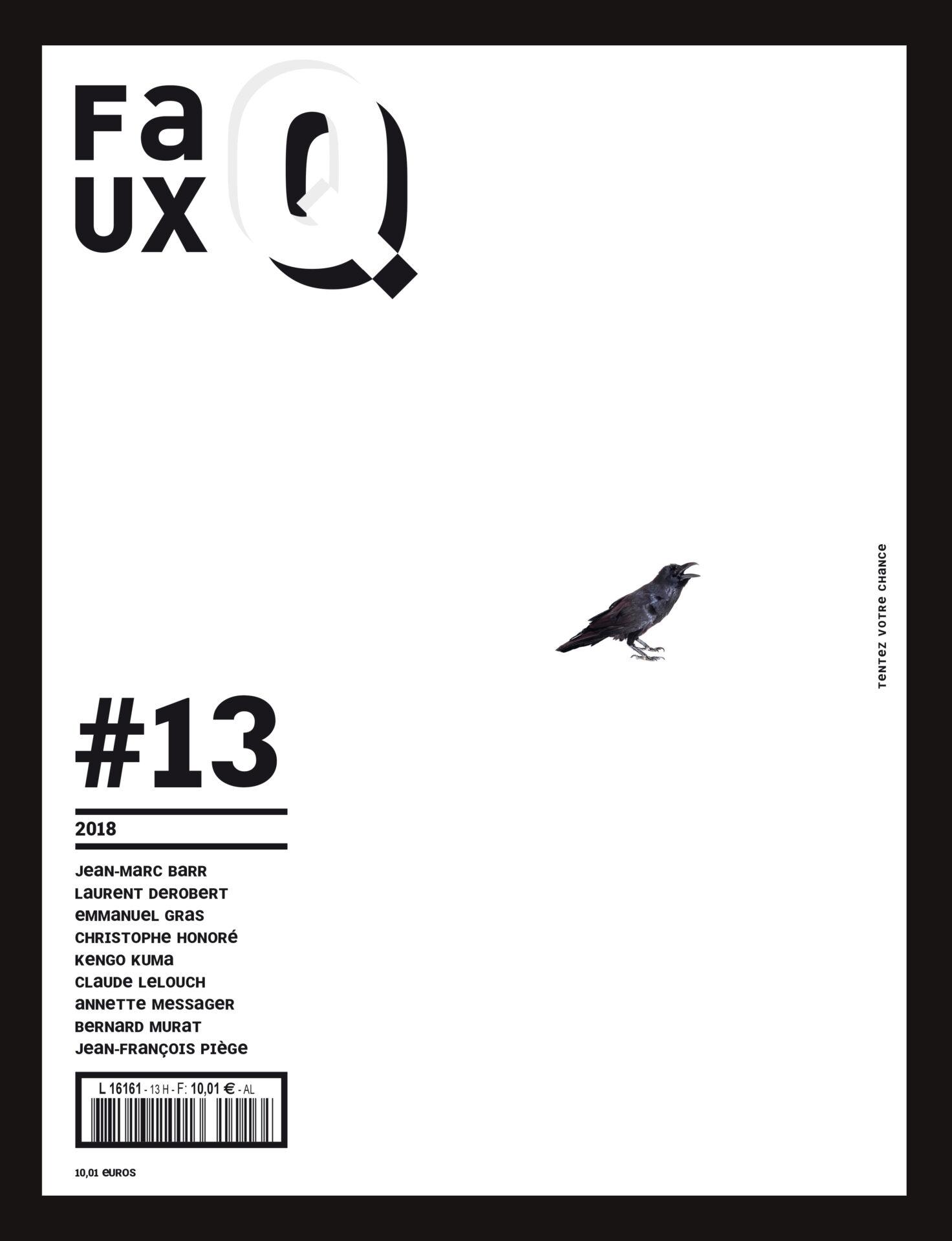 Couverture Faux Q #13